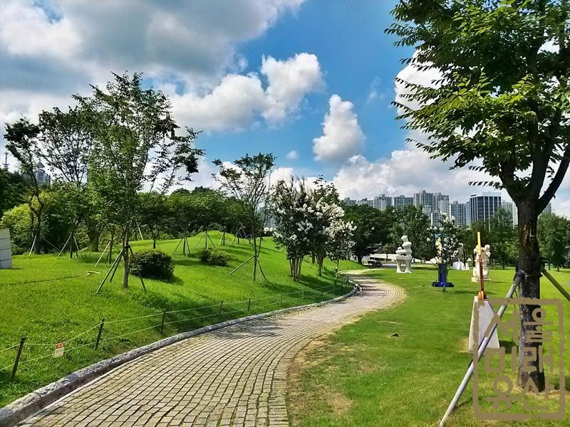 올림픽공원 조각공원