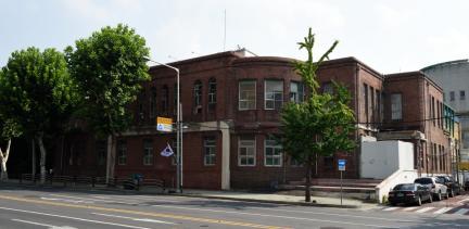 구 용산철도병원 본관