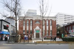 NH농협은행 종로지점(구 조선일보사옥) 외부 전경4