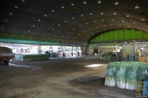 가락시장 청과채소 경매장