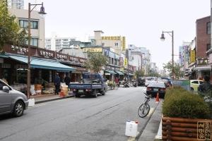경동시장 서울약령시 도로1
