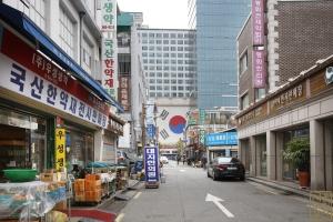 경동시장 서울약령시 도로2