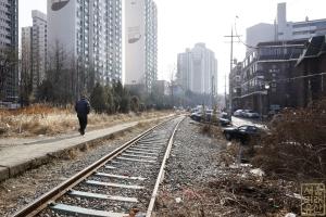 경춘선 폐철도노선 전경2
