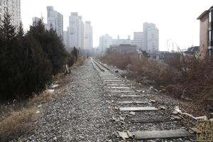 경춘선 폐철도노선 전경3