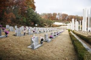 국립 4.19민주묘지 묘지 전경2