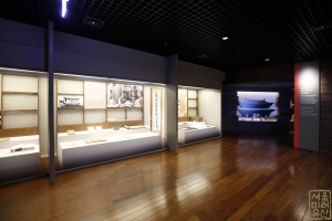 대한민국역사박물관 전시실 전시물