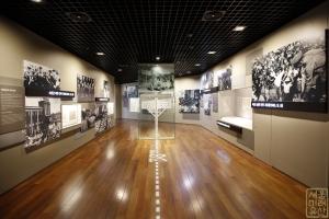 대한민국역사박물관 전시실 사진자료