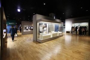 대한민국역사박물관 전시실