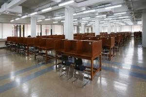 덕성여자대학교 도서관 열람실1