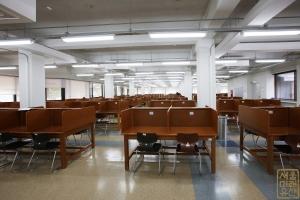 덕성여자대학교 도서관 열람실2
