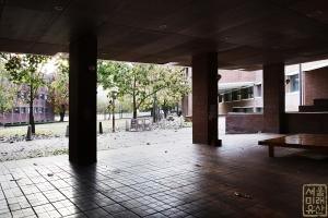 덕성여자대학교 자연관 기둥2