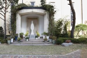 도림동 성당 성모상1