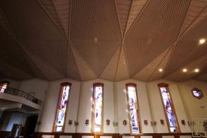 도림동 성당 스테인드 글라스1