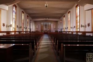 도림동 성당 대성당 정면