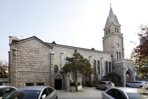 돈암동 성당 전경2