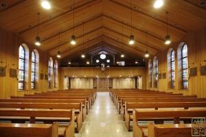 돈암동 성당 대성당 후면