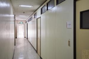 동화약품 건물 내부 복도2