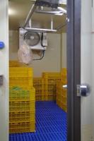 마장축산물시장 냉장실
