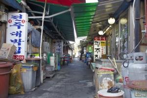 마장축산물시장 목자골목1