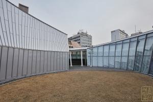 명동예술극장 옥상1