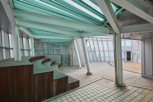 명동예술극장 옥상2