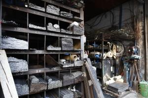 1차 금속제조업(문래동영단주택단지일대) 진열대1