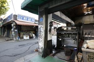 1차 금속제조업(문래동영단주택단지일대) 작업장