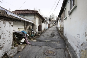 백사마을 골목3