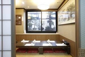 부여집 내부 식당3