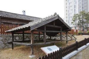 상암동 일본군 관사 728관사 지붕구조