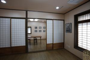상암동 일본군 관사 762관사 전시관2