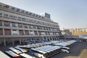 서울고속버스터미널 승차장1
