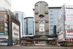 서울극장 정면