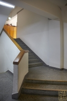 서울대학교 예술관 내부 계단