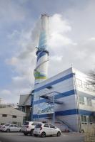 서울화력발전소(당인리발전소) 굴뚝