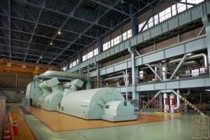 서울화력발전소(당인리발전소) 터빈1