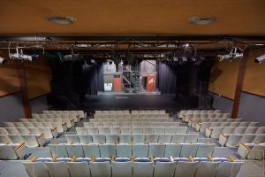 세실극장 내부 무대2