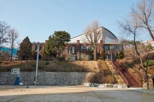 손기정기념관(구양정고) 운동장1