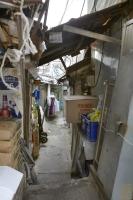 영천시장 내부 골목3