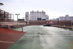 이마트 창동점 옥상 주차장