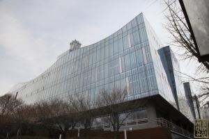 중앙대학교 중앙도서관 전경2