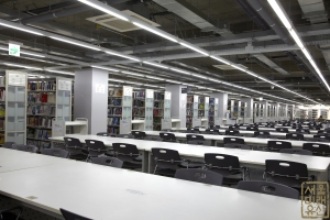 중앙대학교 중앙도서관 열람실3