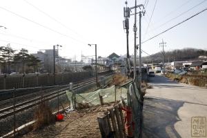 중앙선폐철도노선 전경1