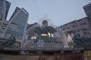 한국은행 앞 광장 분수대7
