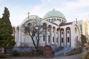 한국정교회 서울 성 니콜라스 대성당 전경1
