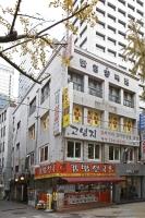 한영양복점 옛 건물 전경