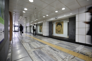광화문 지하보도 통로2