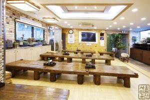 마포옥 내부 식당 좌석2