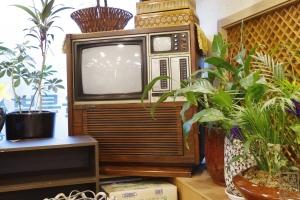 마포옥 옛 TV