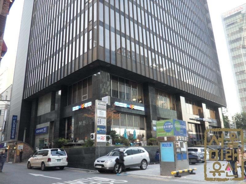 한국산업은행(구 삼일로 빌딩)